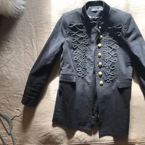 Zara military jacket , worn once